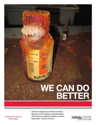 Image of we can do better poster